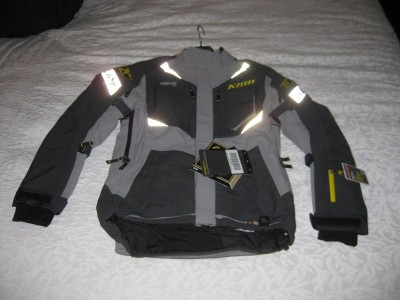 Jacket out of the box