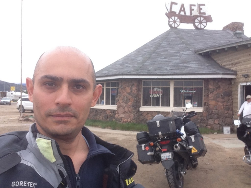 Cafe place in the middle of no where but good breakfast.